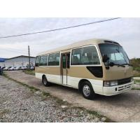 Wholesale LHD Toyot Coaster 30 Seater 4.2 LT Diesel Manual - High Roof / New and Fairly used 30 seater coaster bus from china suppliers