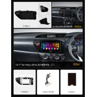 Wholesale Ownice K3 K5 K6 Android 9.0 car radio 2din for Toyota Hilux 2016 - 2018 auto DVD on-board computer Navigation GPS from china suppliers