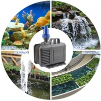 Wholesale FREESEA inline Water Pump For Hydroponic System 220V from china suppliers