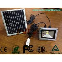Wholesale 3 years warranty manual switch control solar led flood light from china suppliers