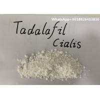 Buy cheap Cialis Male Enhancement Powder Tadalafil Raw Powder 99% Pure Safe Clearance from wholesalers