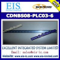 Buy cheap CDNBS08-PLC03-6 - Bourns - Steering Diode/TVS Array Combo - Email: sales014@eis from wholesalers