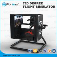 Wholesale 720 Degree 9D Virtual Reality Simulator Arcade Shooting Game Machine 12 Months Warranty from china suppliers