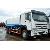 Wholesale Euro II Emission Sinotruk HOWO Water Container Truck from china suppliers