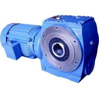 Wholesale S Series Worm Gear Speed Reducer , Ac Motor Gear Reducer 1.8-61rpm Speed from china suppliers