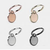 Buy cheap Exquisite 360 Degree Rotating Cellphone Round Ring Holder with Magnetic Catch from wholesalers