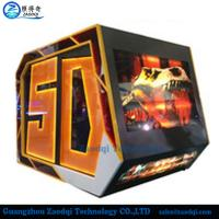 Wholesale Luxury automaticly control 5D Cinema cabin with 5D cinema box from china suppliers