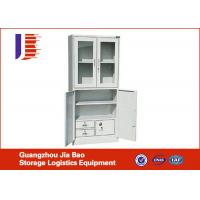 Durable Office File Shelving Systems Office File Cabniet with K-D structure Manufactures
