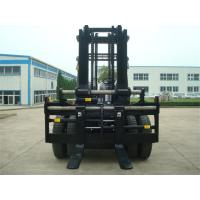 3m Lifting Height 10 Ton Forklift , Container Spec Forklift  For Loading / Unloading