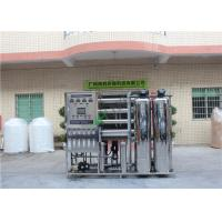 Automatic Desalination Of Brackish Water By Reverse Osmosis Water Purification Unit