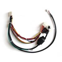 Automotive Wiring Insulation : Pvc insulation auto stereo wiring harness customized