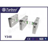 Wholesale Swing Barrier Gate / Access Control Turnstile Gate High Brightness Indicator from china suppliers