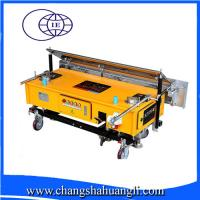 China china automatic cement & mortar plastering machine/rendering machine for wall on sale