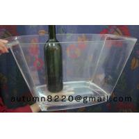 Wholesale large stainless steel ice bucket from china suppliers