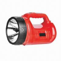 Buy cheap High-power Searchlight with 1,800mAh Battery Capacity from wholesalers