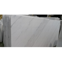 Wholesale 132.8Mpa Calacatta Gold Quartz White Marble For Fireplace from china suppliers
