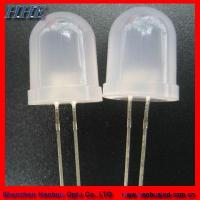 Wholesale 8mm Round 0.5W Through Hole LED Diode from china suppliers