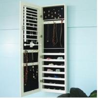 Wholesale 2013 hot !wall-mounted mirror cabinet,jewelry cabinet with mirror from china suppliers