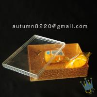 Wholesale BO (46) acrylic food case from china suppliers