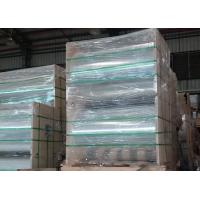 China Anti Static Transparent Window Film PET / OPS Material Winding Up Neatly No Burrs No Hair on sale