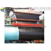 China Two - Layer PE Anticorrosive Equipment For Steel Pipe Making Easy Operation on sale