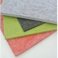 Wholesale Hotel Polyester Acoustic Panels Fireproof Material Low Melt Staple from china suppliers