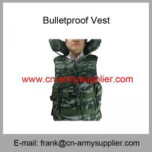 Wholesale Cheap China Military Camouflage NIJ IIIA Army Police Body Armour