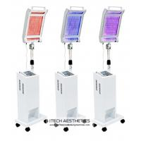Wholesale Blue / Red  PDT LED Light Therapy Machine For Skin Care Anti Aging from china suppliers
