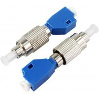 Wholesale FC Male To LC Female Fiber Optic Adapters SM MM62.5 MM50 Optional Simplex Type from china suppliers