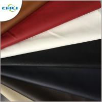 Wholesale Synthetic Faux Leather Upholstery Fabric Embossed Surface Treatment Durable from china suppliers