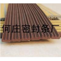 China Supply of P-type E-type EPDM foam seal strip on sale