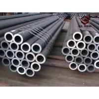 Wholesale SAE1020 SAE1045 DIN 17175 Circular Hot Rolled Steel Tube For Chemical 21.3mm - 609.6mm from china suppliers