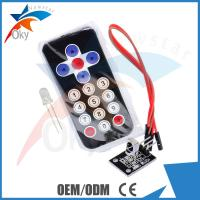 Wholesale Infrared Wireless Remote Control Arduino Starter Kit , Ultra thin from china suppliers