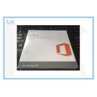 Wholesale MS Microsoft Windows Software Office Home and Business 2016 Keycard for Windows PC from china suppliers