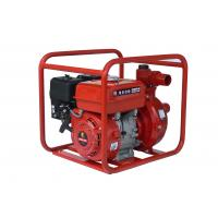 Wholesale Portable Diesel Water Pump Set With Wheels Trailer from china suppliers