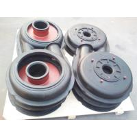 China Frame Plate Liner Slurry Pump Parts Centrifugal Pump Rubber Volute Parts on sale