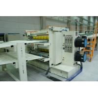 Wholesale Fully Automatic 7 ply Corrugated cardboard production line-cut-off from china suppliers