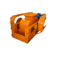 Wholesale 400mm Diameter Roll Crusher Machine , Double Roller Stone Crusher from china suppliers