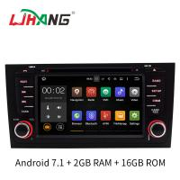 Wholesale 2GB RAM A6 Audi Car DVD Player GPS Navigation System With SD USB Radio Mirror Link from china suppliers