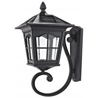 China Outside Solar Garden Wall Lights Motion Sensor Outdoor Wall Lamp Incandescent on sale