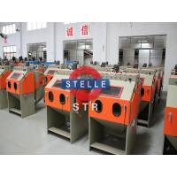Wholesale Glass Bead Blasting Machine  Surface Rust Paint Removal High Abrasive Flow from china suppliers