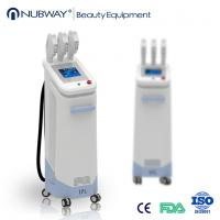 Wholesale New Big Promotion Skin Rejuvenation Three Handles IPL device for spa with best effect from china suppliers