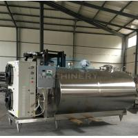 Wholesale Professional Small Scale Milk Processing Machine Equipment For Sale Stainless Steel Milk Cooling Tank/Milk Cooling Tank from china suppliers