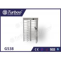 Wholesale Semi - Automatic Access Control Turnstile Gate High Temperature Resistance from china suppliers