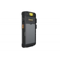 Buy cheap Wireless Laser Barcode Scanner Mobile Rfid Reader for Warehouse Management from wholesalers