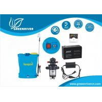 Wholesale HDPE Knapsack Weed Sprayer with Stainless steel Rod , 0.15-0.4Mpa from china suppliers