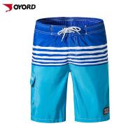 Wholesale Spandex Elstic Mens Linen Beach Shorts  4 Way Stretch Complex Craftmanship from china suppliers