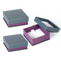 Wholesale Women Jewellery Presentation Boxes , High End Custom Jewelry Gift Boxes from china suppliers