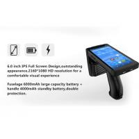 Wholesale ISO9001 2160*1080 Handheld Mobile PDA Android Barcode Scanner NFC PN548 from china suppliers