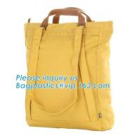 China canvas backpack, handle bag, China Supply Customization Colorful Promotional Canvas Bag with buyer pattern low MOQ on sale